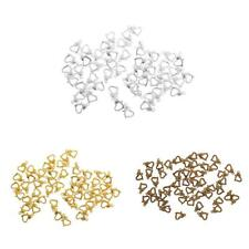 50pcs Lobster Trigger Clas Clasps Connector Jewelry DIY Making Findings
