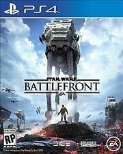 Star Wars: Battlefront (Sony PlayStation 4, 2015) Ps4 FREE SHIPPING