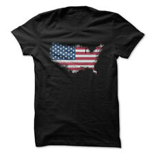 United States Proud - Funny T-Shirt