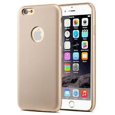Slim Thin PU Leather Fitted TPU Back Cover Skin Case For Apple iPhone 6 6S Plus