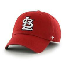 St. Louis Cardinals Franchise Hat 47 Brand Red NEW