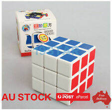 Rubiks Cube Super Smooth 3x3x3 Magic Cube Fast Competition Speed Pro - ADL Stock