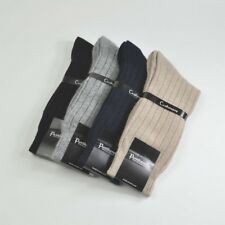 NWT Pantherella Luxury Cashmere Socks ~ Made in England