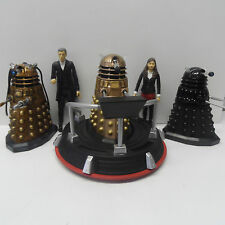 DOCTOR WHO - ACTION FIGURES - 12TH DR CLARA OSWALD DALEK SEC RUSTY NSD