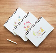 Molang Spring Scheduler V.3 Planner Diary Cute Notebook Monthly Weekly Book