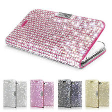 Dreamplus Persian Bling Crystal Wallet Flip Case Cover iPhone 5/6/S/7/8/Plus/X