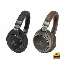 Audio-Technica ATH-MSR7 Hi-Res Audio Over-Ear Headphones, Brand New, US Stock