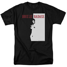 "Bruce Lee ""Badass"" T-Shirt or Tank - Adult, Child, Toddler"
