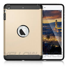 Dual Layers Protection For Apple iPad mini 1/2/3 Armor Heavy Duty Case Cover