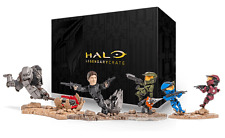 HALO Legendary Crate Exclusive HALO Icons - Loot Crate Screen Shots Brand New