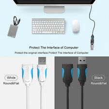 USB 3.0 Extension Cable Male to Female Extension Data Transfer Speed Lot LU