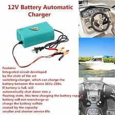 12V Battery Automatic Charger Motor Car Boat Marine Maintainer Trickle LOT LO