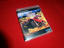 PS1 TNN Motorsports Hardcore 4X4 Sony PlayStation 1, 1997 PS2 PS3 Game