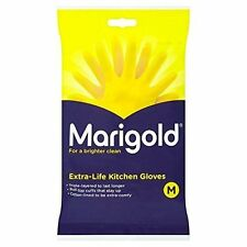 Marigold Medium Kitchen Gloves 1pair