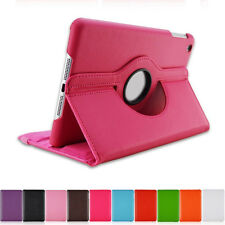 For Apple iPad Air/2/3/4 360 Rotating Magnetic PU Leather Case Smart Cover Stand