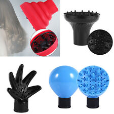 Hairdressing Silicone Curly Hair Styling Blow Dryer Diffuser Salon Barber Tools