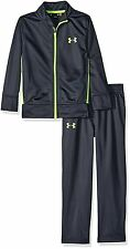 Under Armour Little Boys' Full Zip Jacket and Pant Set 4 NWT  MSRP $39.99