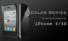 3x Premium LCD Screen Protector Cover Film Matte front & back for iPhone 4 4S