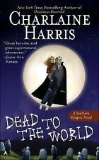 Dead to the World 4 by Charlaine Harris (2005, Paperback-m) Fantasy