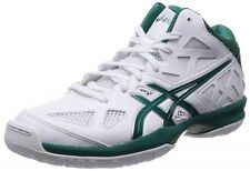 Asics Basketball Shoes GELHOOP V 7-Wide TBF320 White × Green Japan With Tracking