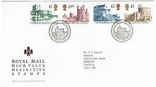 GB First Day Covers