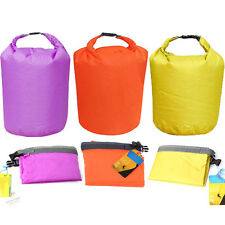 10L Water Resistant Waterproof Dry Bag Canoe Floating Boating Kayaking Camping