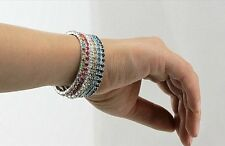 BEAUTIFUL REAL CRYSTAL RINGS & BRACELETS & 925 NECKLACES ~ PLUS FREE GIFT POUCH