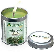 6.8oz Scented 100% Soy Wax Aromatherapy Candles by Aurorae