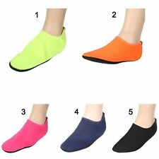 Men Water Shoes Socks Yoga Exercise Pool Beach Dance Swim Slip On Barefoot Socks