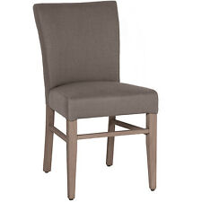 Neptune Miller Fabric Dining Chair in SPELT  X  3 CHAIRS rrp £810