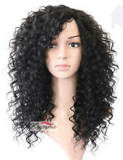 Best Curly Indian Glueless Remy Hair Lace Front Wig/Full Lace Wigs Human Hair