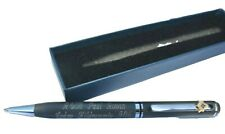 QUALITY MASONIC PERSONALISED PEN CAN BE ENGRAVED WITH ANY NAME AND LODGE NUMBER
