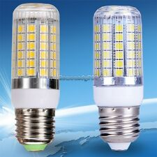 220V E27 15W 69 5050 SMD LED Corn Light Bulb Lamp Warm/Cold White Save power NC8