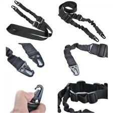 Hunting Gun New Ajustable Tactical Sling 2 Dual Point Paintball  Rifle Strap