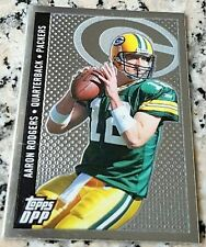 AARON RODGERS 2006 Topps DPP REFRACTOR SP Green Bay Packers Superbowl XLV MVP