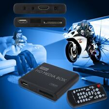 Mini Full 1080p HD Media Player Box MPEG/MKV/H.264 HDMI AV USB + Remote Lot LY