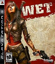 WET - Playstation 3 ps3