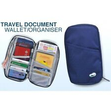 Travel Document & Money Holder