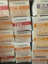 Iso I Luminate Demi Permanent Hair Color  professional  CHOOSE COLOR