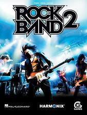 Rock Band 2 Piano Vocal Guitar Song Book 39 Great Rock Songs