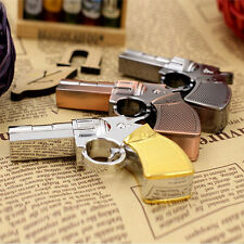 Fashion Cartoon Metal Gun Model USB 2.0 Flash Drive 2GB-64GB Memory Stick