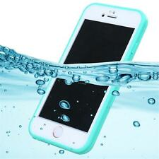 New Waterproof Dirtproof Hybrid Cell Phone Case Cover For Apple iPhone 5 5S 6 6S