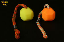Julius-K9 IDC Lumino Fluorescent Balls Neon/UV Orange