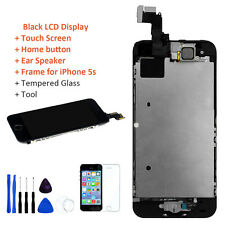 A 4'' LCD Display Touch Screen Digitizer Assembly Replacement Parts for iPhone5S