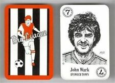 BERTCORD Big League Single Football Card Ipswich Town - VARIOUS
