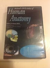 Acland's DVD Atlas of Human Anatomy Complete 6 DVD Set Extremely Rare
