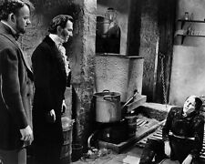 The Curse of Frankenstein Peter Cushing Robert Urquhart Poster or Photo