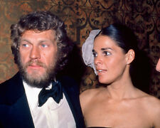 Steve McQueen Ali Macgraw Candid Color Poster or Photo
