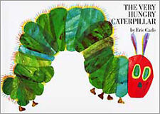 THE VERY HUNGRY CATERPILLAR [9780399226908] - ERIC CARLE (HARDCOVER) NEW