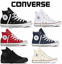 Converse Chuck Taylor Trainer High All Star NEW AUTHENTIC All Black